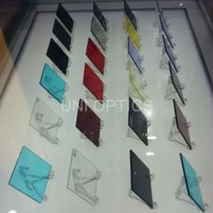 Colored Glass Substrates